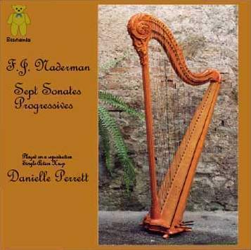 Naderman Sonatas CD cover